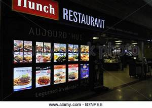 Flunch Menu Du Jour : flunch self service restaurant fran ais famille menu banque d 39 images photo stock 20075319 alamy ~ Medecine-chirurgie-esthetiques.com Avis de Voitures