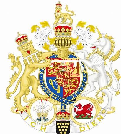 Arms Coat Wales Prince Charles Cornwall Duke