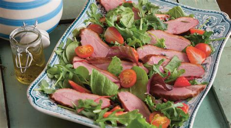 hot smoked duck breast skeaghanore west cork smoked duck breast salad supervalu