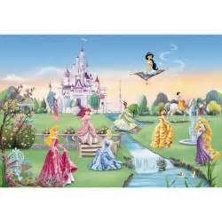 papier peint ch 226 teau de princesses papier peint disney