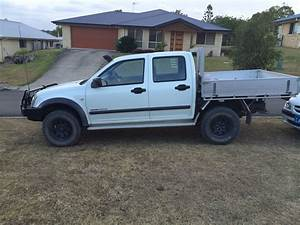 2003 Holden Rodeo Lt Ra