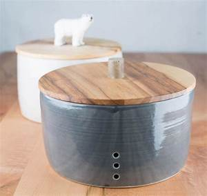 Bremsbeläge Mit Keramik : brottopf keramik mit holzdeckel home ideas pinterest ~ Jslefanu.com Haus und Dekorationen