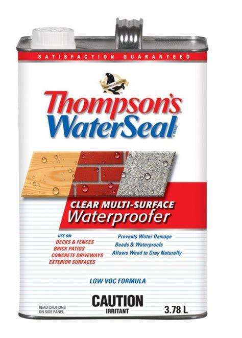 thompsons waterseal original multi surface waterproofer