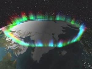 Creative writing inspiration: Northern Lights from space ...