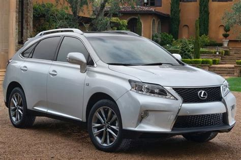 lexus rx   car review autotrader