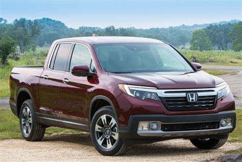 Honda's 2019 Ridgeline Pickup Arriving At Dealers Now