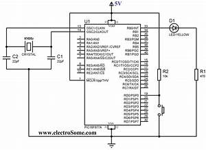 Push Button Starter Switch Wiring Diagram