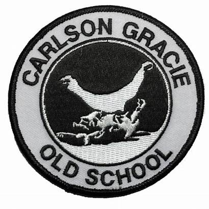 Patch Gracie Carlson Jiu Jitsu Vegas Las