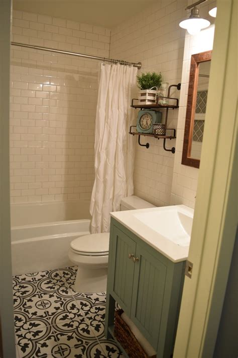 Bathroom Remodel Ideas Tile by Our Small Bathroom Remodel Subway Tile Walls Merola Tile