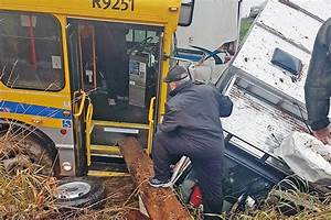 White Rock woman says bus crash was 'scariest experience ...