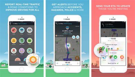 how to use waze on iphone waze ahora alerta a conductores sobre accidentes poderpda