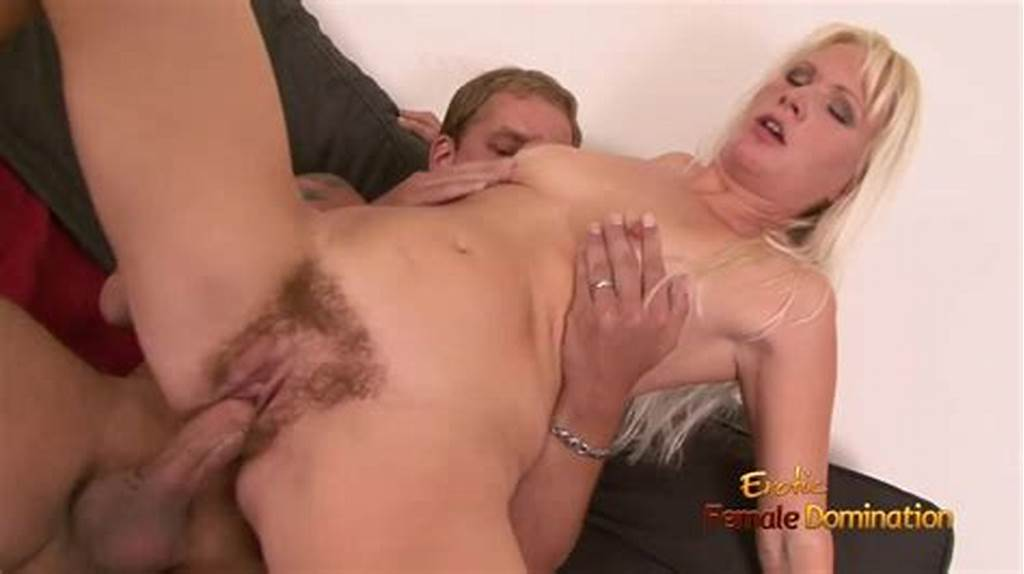 #Hairy #Milf #Dildoing #Her #Muff #And #Getting #Banged