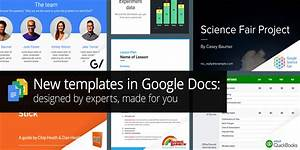 google docs sheets slides get new templates on web With google docs android template