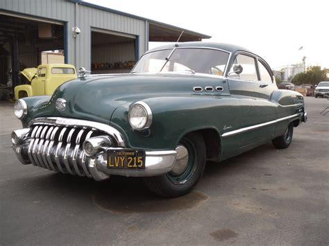1950 Buick Special Base 41l Garage Find One Owner