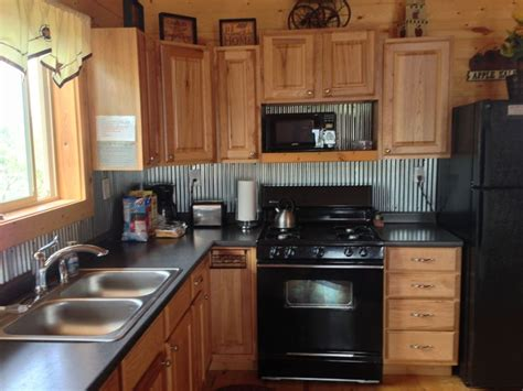 tin backsplash kitchen 293 best images about corrugated metal on 2836