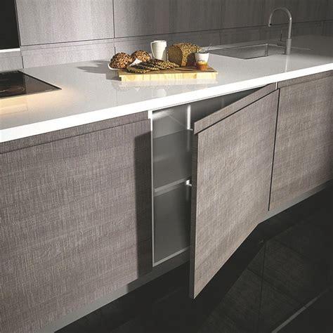 granit blanc cuisine plan de travail inox cuisine professionnel maison design