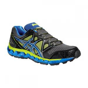 Asics Trail Running Shoes Men