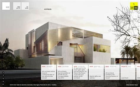architecture html inspiration htmlcss web design