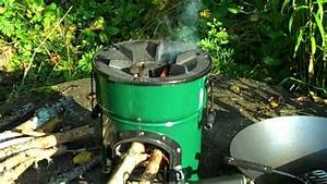 Portable Wok Burner Outdoor Cooking : The Benefits Of An