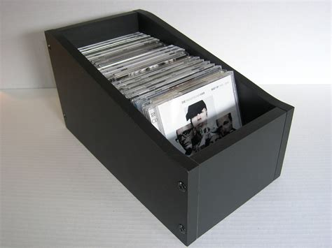 Cd Box. Greybax Bildarchiv. Cd Storage Box Preservation