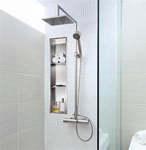 Niche De Douche : niche de douche plomberie mascouche ~ Premium-room.com Idées de Décoration