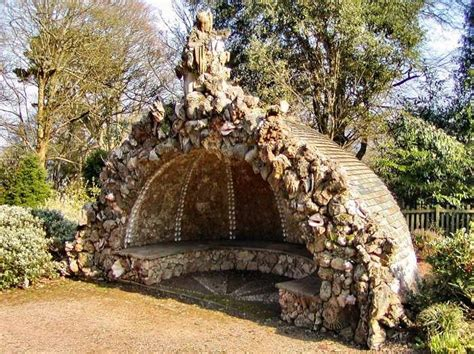 garden grotto designs backyard grotto designs pics backyard grotto mount edgecumb house uk 18th century shell