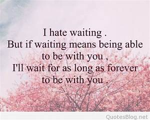 Distance love quotes