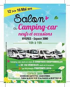 Salon Camping Car Paris 2016 : salon du camping car de hy res du 12 au 16 mai 2016 ~ Medecine-chirurgie-esthetiques.com Avis de Voitures