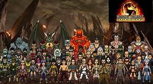 Mortal Kombat Armageddon (Alternate) by dzgarcia on DeviantArt