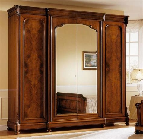 Wooden Wardrobe by 20 Best Collection Of Wooden Wardrobe Cabinets