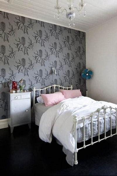 modele tapisserie chambre le papier peint la chambre à coucher