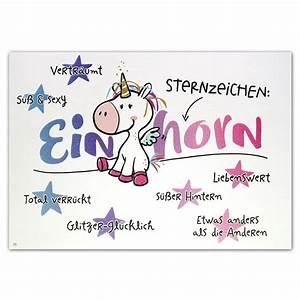Was Für Ein Sternzeichen : postkarte sternzeichen einhorn jetzt online kaufen schneller versand ~ Markanthonyermac.com Haus und Dekorationen