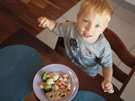 Veselīga bērna maltīte - OnPlate