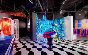 Nyc  House Of Showfields  Immersive Theatre Meets The Shopping U2026