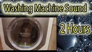 Bruit Machine à Laver : le son du bruit blanc la machine laver pour dormir ~ Dailycaller-alerts.com Idées de Décoration