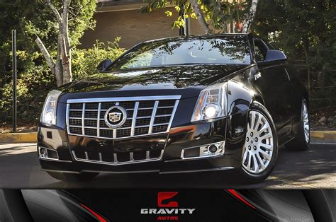 cadillac cts coupe cts coupe performance stock