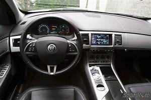 Essai Jaguar Xf : essai jaguar xf sportbrake v6 3 0 diesel s page 4 ~ Maxctalentgroup.com Avis de Voitures