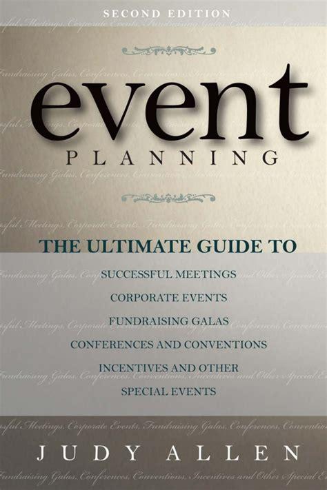 event planning  edition