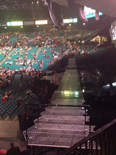 mgm garden arena mgm grand garden arena section 18 rateyourseats