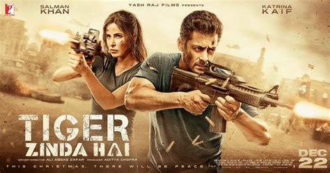 salman khan roars  tiger zinda hai trailer