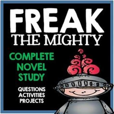Freak The Mighty Book Quotes Quotesgram