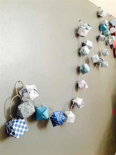 guirlande chambre best guirlande origami chambre bebe ideas seiunkel us