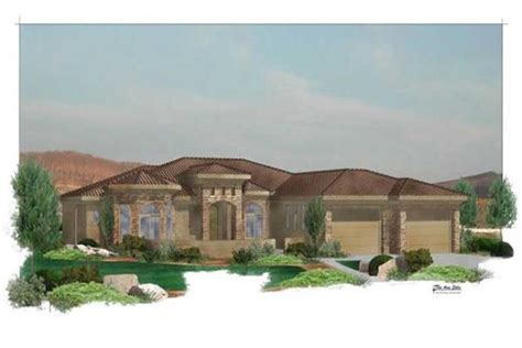 southwest style homes southwest style house plans and homes the plan collection