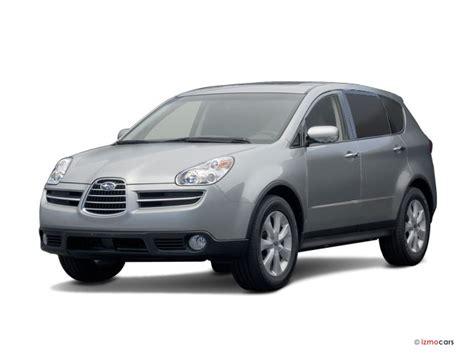 2007 Subaru Tribeca Interior  Us News & World Report