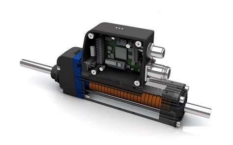 Linear Motors With Latest Technology From - Dunkermotoren GmbH