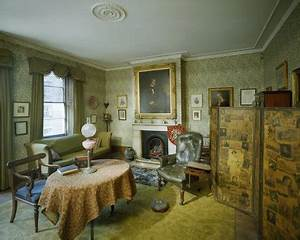 The Library or Drawing Room at Carlyle's House, Carlyle's