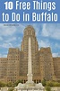 There is a lot to see and in Buffalo, New York that will ...