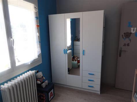 bleu canard chambre davaus chambre grise et bleu canard avec des idées