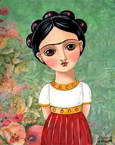 Frida Kahlo Kunstwerk : 285 besten frida kahlo y diego rivera bilder auf pinterest diego rivera radierungen und mexiko ~ Markanthonyermac.com Haus und Dekorationen