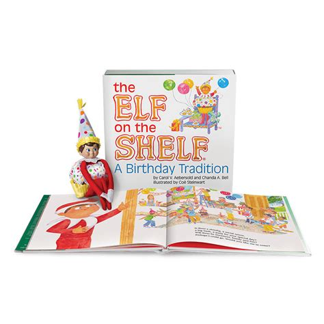 The On The Shelf Birthday by The On The Shelf Now Does Birthdays Oh